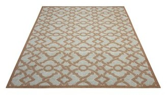 Waverly Treasures Hand-Tufted Gray Area Rug Rug Size: Rectangle 4' x 6'