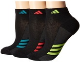adidas Climacool Superlite 3-Pair Low Cut Sock