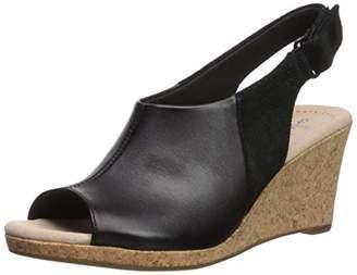 Clarks Women's Lafley Jess Wedge Sandal