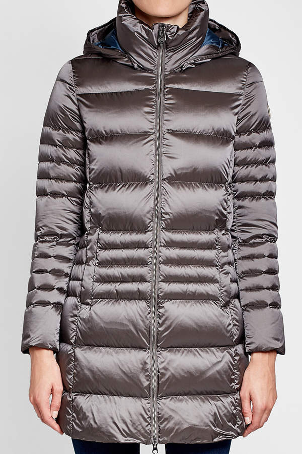 Colmar Quilted Down Coat with Hood