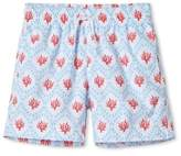 Stella Cove Red Coral Swim Trunks