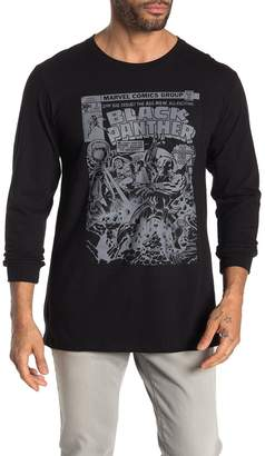 Mad Engine Black Panther Long Sleeve T-Shirt