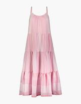 Madewell lemlem Rekik Tiered Cascade Maxi Dress