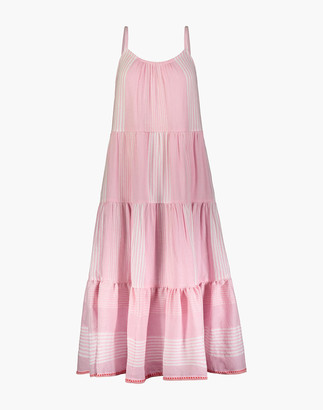 Madewell lemlem Rekik Tiered Cascade Maxi Dress