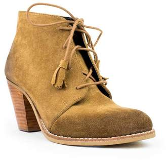 Crevo Sumerset Suede Lace-Up Boot