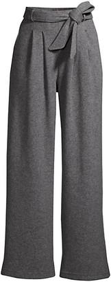 Leset Sienna High-Rise Wide-Leg Trousers
