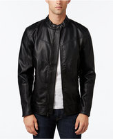 American Rag Men's Faux Leather Motorcycle Jacket, Only at Macy's