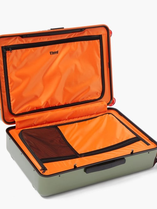 Thumbnail for your product : Floyd Check-in Suitcase - Green