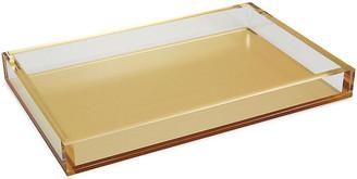 "One Kings Lane 13"" Silva Decorative Tray - Gold"