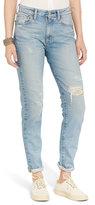 Ralph Lauren High-Rise Skinny Jean