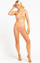 Show Me Your Mumu Ryder Wrap Bra Bikini Top