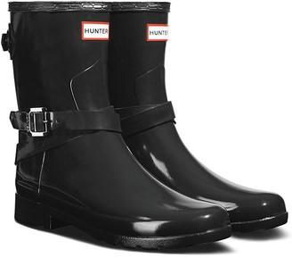Hunter Refined Adjustable Short Boot
