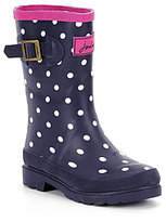 Joules Girl's Welly Waterproof Boot