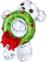 Swarovski Annual Edition 2017 Crystal Christmas Kris Bear Figurine