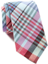 Tommy Hilfiger Morning Plaid Slim Tie