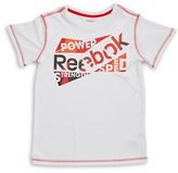Reebok Boys 8-20 Athletic Logo Tee