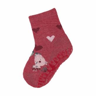 Sterntaler Baby Girls' FLI Air Mause Calf Socks