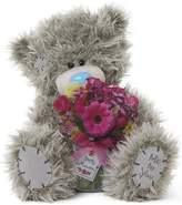 Me To You Tatty Teddy Lovely Mum Flowers Bear - 23cm