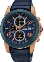 Seiko Men'S Le Grand Sport Alarm Chronograph Watch