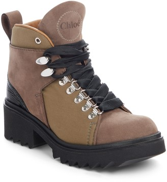 Chloé Bella Hiking Boot