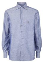 Stefano Ricci Linen Cotton Shirt