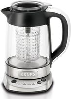 Krups 2-in-1 Electronic Tea Kettle & Water Kettle