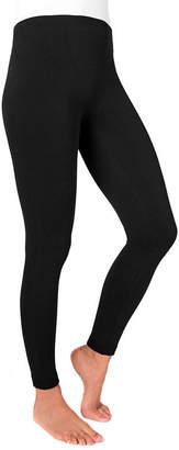 Muk Luks Fleece-Lined Womens High Waisted Legging