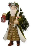 Hallmark Keepsake Ornament - Father Christmas 2009 - 6th In Series (QX8615)