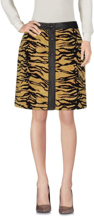 ADAM by Adam Lippes Knee length skirts