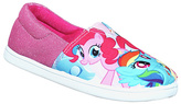 My Little Pony Canvas Slip On Shoes - Size 8