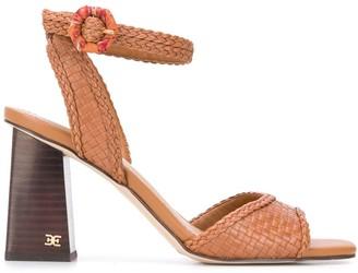 Sam Edelman Danee 80mm woven sandals
