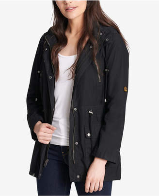 Levi's Women Hooded Utility Jacket