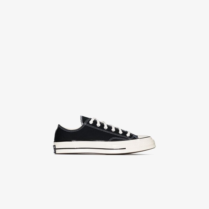 Thumbnail for your product : Converse Black Chuck 70 Low Top Sneakers