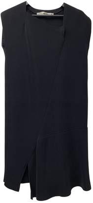 Comme des Garcons Purple Cotton - elasthane Dresses