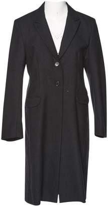 Whistles Anthracite Wool Coats