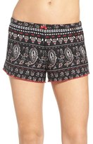 PJ Salvage Women's Jersey Shorts