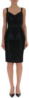 Dolce & Gabbana Lace Embellished Dress