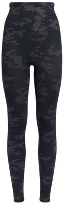Spanx Camouflage Look At Me Now Leggings