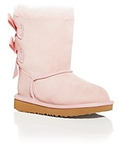 UGG Girls' Bailey Bow Ii Shearling Boots - Walker, Toddler