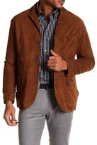 Peter Millar Fairfield Suede Blazer
