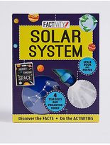 Marks and Spencer Solar System Factivity Book