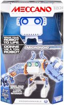 Meccano Micronoid Model Kit, Blue