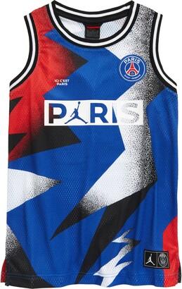 Jordan x Paris Saint-Germain Kids' Paris Mesh Tank