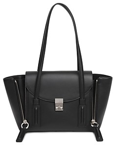 3.1 Phillip Lim Pashli Medium Leather Shoulder Bag