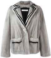 Inès & Marèchal fur 'Attitude' jacket