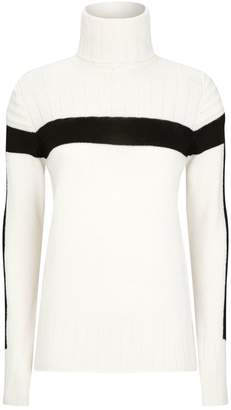 Fusalp Wool-Cashmere Rollneck Sweater