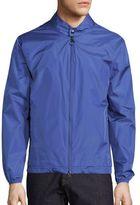 Z Zegna Slim-Fit Light Shell Travel Jacket