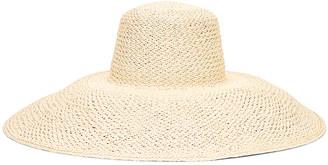 Greenpacha Menorca Hat in Natural   FWRD