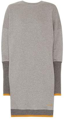 Victoria Victoria Beckham Cotton sweater dress