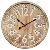 Infinity Instruments Wood Clock